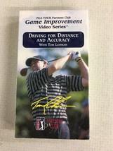 golf game improvement video VHS series great gift golfer golfing tom lehman - $93,93 MXN