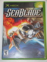 Xbox - Sea Blade (Complete With Manual) - $15.00