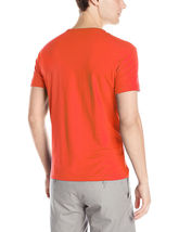New Lacoste Men's Short Sleeve Henley Jersey Pima Cotton Regular Fit T-Shirt image 9