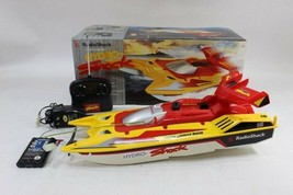 Hydro-Shock RC Supercharged Speed Boat * Radio Controlled * RadioShack * - $39.59