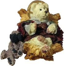 Boyds Bears, Nativity, Baldwin...as the Child, PRISTINE, figurine only - $13.98