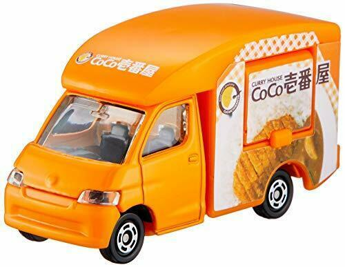 Primary image for *Tomica No.91 CoCo Ichibanya kitchen car (box)