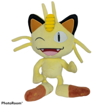 "Pokemon Tomy Meowth Cat Plush Stuffed Animal 2017 13"" - $39.60"