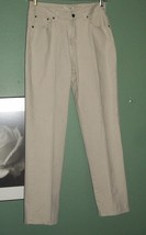 St Johns Bay five Pocket Khaki Denim Jeans size 12 - $9.00