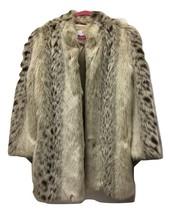 Monterey Fadhions Faux Fur Jacket - $129.98