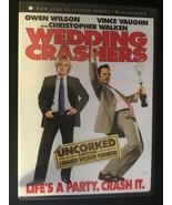 Wedding Crashers (uncorked edition) DVD Widescreen - $5.23