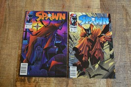Spawn #2 #3 (Image Comics, 1992) VF 8.5 Newsstand - $24.18