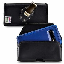 Turtleback Belt Case Designed for Galaxy S10 Fits with OTTERBOX Commuter... - $37.99