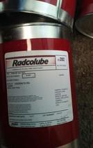7 quarts Radcolube FR282 Fire Resistant Hydraulic Fluid image 2