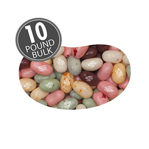 Jelly Belly Cold Stone Ice Cream Parlor Mix Jelly Beans - 10 Pounds of Loose Bul