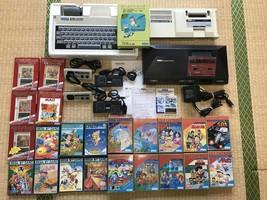 A Large Number Of Rarities Sega Sega Master System Mark Iii. Sk 1100 Sof... - $1,849.25