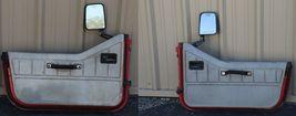 **NO SHIPPING** 86-95 Jeep Wrangler YJ Removable HardTop W/ Free L&R Half Doors image 12