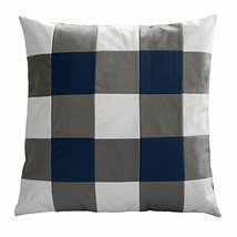 Graceful Patchwork Throw Pillows Canvas Square Sofa/Bed Decorative Pillows - $36.96
