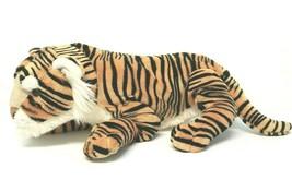 "Disney Parks Worldwide Conservation Fund Tiger Plush Animal Kingdom 22"" ... - $24.19"