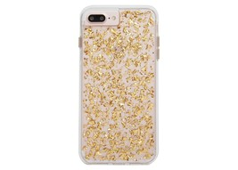 Case-Mate iPhone 8 Plus/7 Plus/6s Plus/6 Plus Case Karat - Gold - $25.99