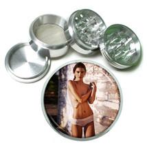Farmers Daughter Pin Up Girls D5 63mm Aluminum Kitchen Grinder 4 Piece Herbs - $13.81