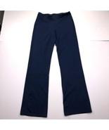 Champion Women's Size 30 Nylon Blue Stretch Wide Leg Athletic Pants - $17.80