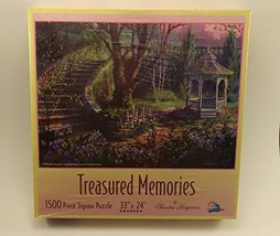 Treasured Memories 1500 Piece Puzzle - By Sandra Bergeron - $15.84