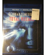 Total Recall Blu-ray + Digital HD Brand New Sealed - $5.95