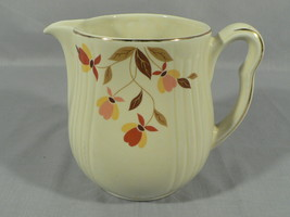 Hall's Superior Quality Autumn Leaf PITCHER for Water tea milk 32 oz. - $31.30
