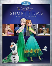Disney Pixar Studios Short Films Collection (Blu-ray/DVD, 2015)
