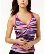 Go By Gossip Women's Speed Racer Printed Sport Mesh Tankini Tops - $34.00+