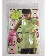 Amy Butler Sewing Pattern Anna Tunic Cami Mini Dress Fabric Flower - $12.97