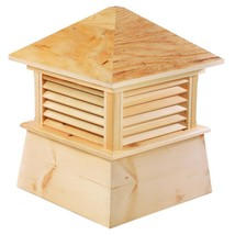 Good Directions Cupola 54 in. x 72 in. Weather Resistant Square Wood Brown - $1,219.14
