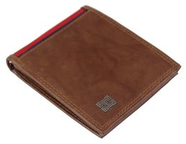 Tommy Hilfiger Men's Leather Credit Card Id Traveler Rfid Wallet 31TL240004 image 11