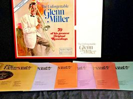 The Unforgettable Glenn Miller  Greatest Original Recordings AA-191747  Vintage image 3