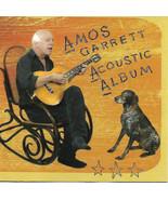 Amos Garrett – Acoustic Album CD - $9.99