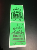 Fragile Handle With Care Stickers  - $5.00