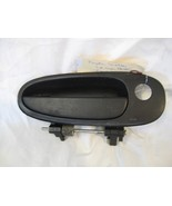 Toyota Corolla 1996 Front Right Door Handle Black OEM - $6.81
