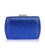 Womens Evening Purse Rhinestones Handbag ,WALLYN'S Glitter Prom Clutch C... - $24.21