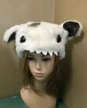 À Fourrure Blanc Yeti Chapeau Abominable Bonhomme Monster Capuche Casquette - €18,96 EUR