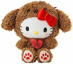 Hello Kitty Plush Doll Dog Costume 2017 Sanrio Japan New Best Deal Free Shipping - $67.61