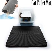 Non-slip Cat Litter Mat Trapper Catcher Pet Sand Gravels Collector Toile... - $46.70+