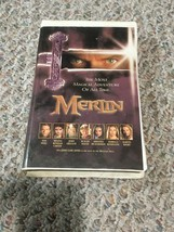 Merlin (VHS, 1998, Clam Shell) - $4.94
