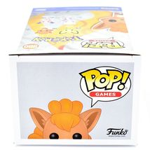 Funko Pop! Games Pokemon Vulpix #580 Vinyl Action Figure image 6