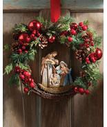 Joy to the World Christmas Wreath - $119.95