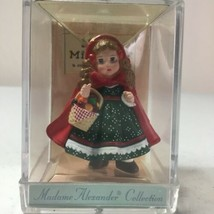 Little Red Riding Hood - Madame Alexander Collection - 1991 Merry Miniature - $10.88