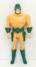 "DC Comics JLU Mirror Master 4.5"" Action Figure Mattel 2004 Used - $13.00"
