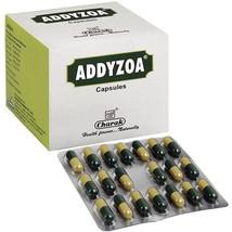 Charak Addyzoa Capsules (20Cap) Improves Male Sperm Count & Libido Enhancer - $6.99