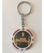 Poker Chip Keychain - $0.99