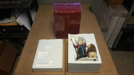 San Francisco Music Box Co. Christmas Rhapsody Father Christmas w/Lion &... - $15.00
