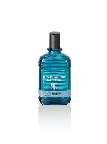 Bath and Body Works C.o Bigelow Barber Elixir Blue N??1580 Cologne 2.5oz