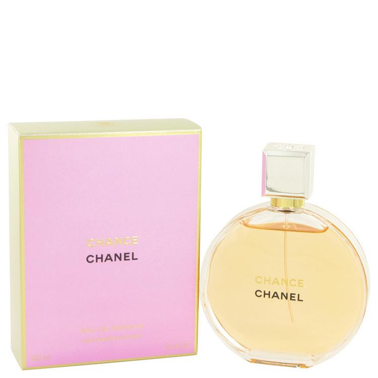 Chanel chance 3.4 oz eau de parfum spray