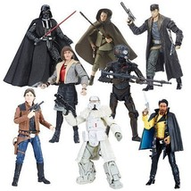 STAR WARS THE BLACK SERIES WAVE 17 ACTION FIGURES COMPLETE *MINT*  HIGH ... - $189.99