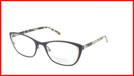 Face A Face Eyeglasses Frame JOYCE 1 Col. 9420 Acetate Matte Dark Violet Pastel - $316.62