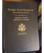 Dwight D Eisenhower Late President of the United States 1970 book - $31.52